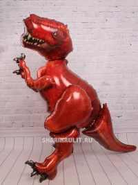 Фольгированный  динозавр