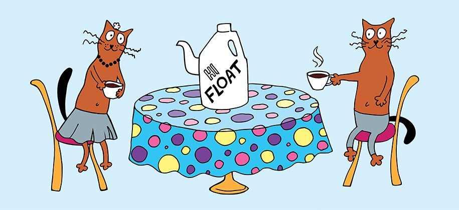 Что такое хай-флоат и с чем его едят.